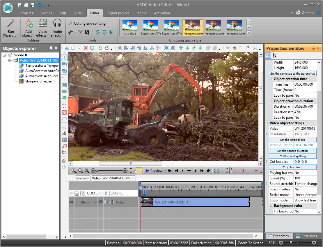 VSDC Free Download Link - Free Video Editor, Screen Recorder